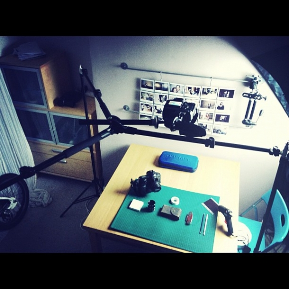 100 éves Kodak és a Canon DSLR