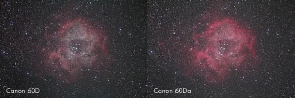 60D vs. 60Da