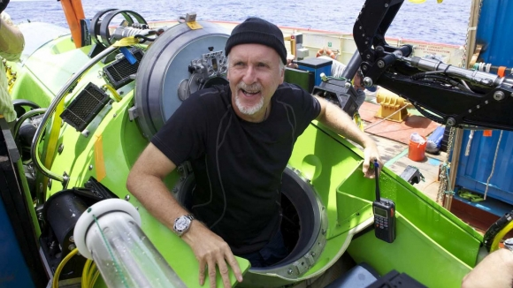 James Cameron visszatér a Mariana-árokból