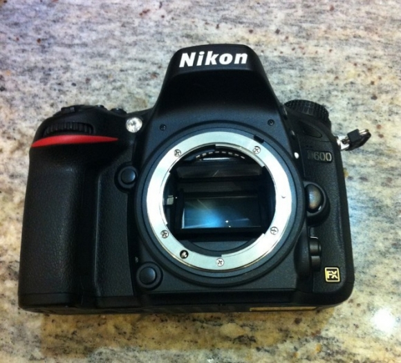 Nikon D600