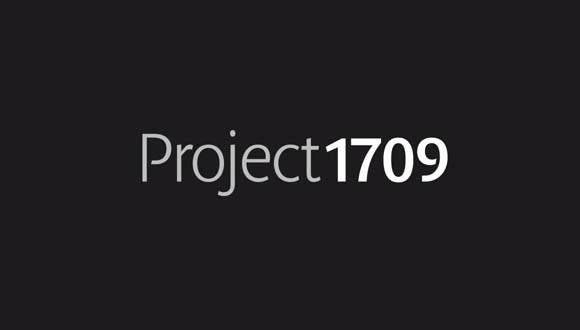 Project 1709